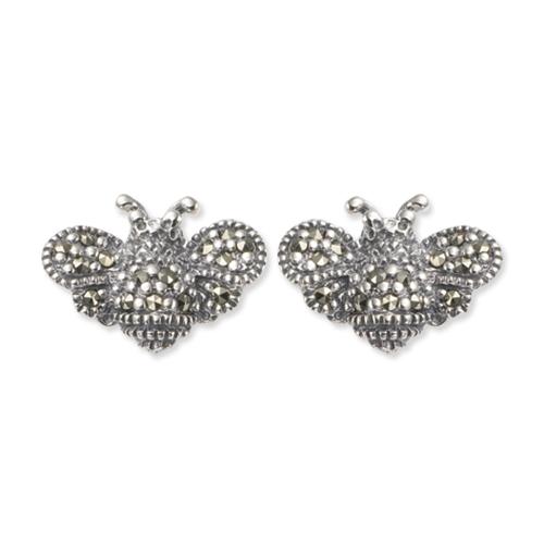 marcasite earring HE0282 1