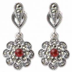 marcasite earring HE0283 1