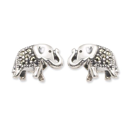 marcasite earring HE0285 1