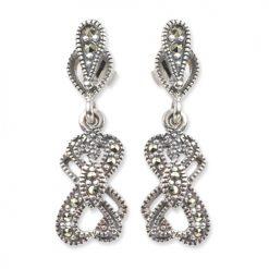 marcasite earring HE0289 1