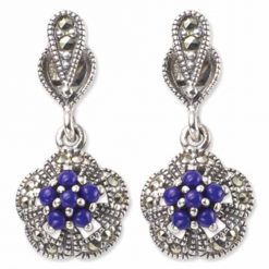 marcasite earring HE0296 1