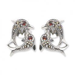 marcasite earring HE0310 1