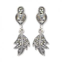 marcasite earring HE0317 1