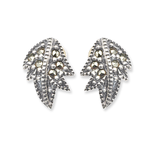 marcasite earring HE0318 1