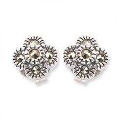 marcasite earring HE0319 1