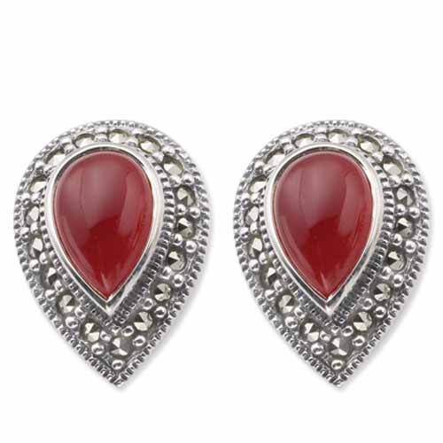 marcasite earring HE0321 1