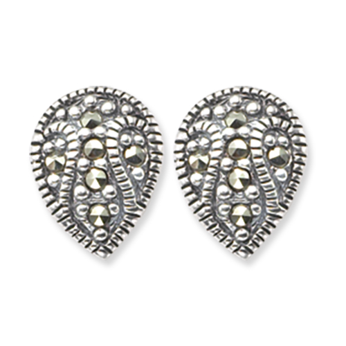 marcasite earring HE0324 1