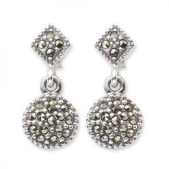 marcasite earring HE0332 1