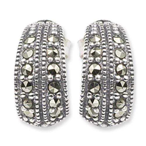 marcasite earring HE0336 1