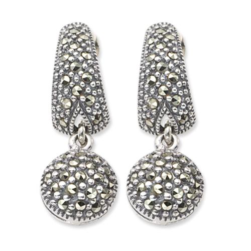 marcasite earring HE0337 1