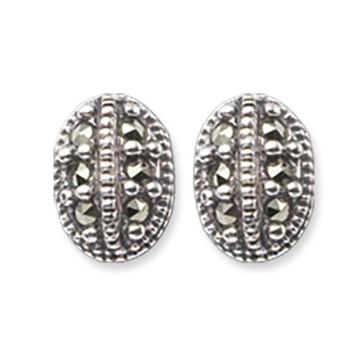 marcasite earring HE0340 1