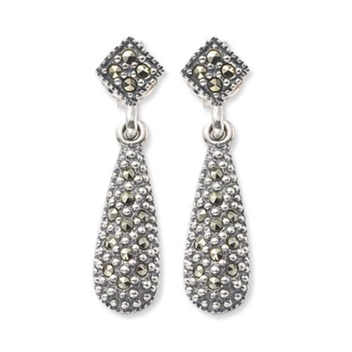 marcasite earring HE0344 1
