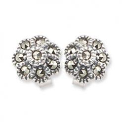 marcasite earring HE0346 1