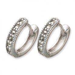 marcasite earring HE0350 1