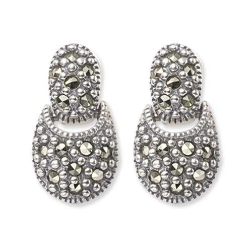 marcasite earring HE0355 1