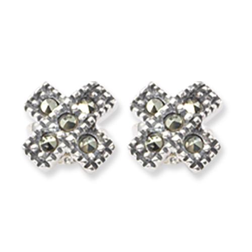 marcasite earring HE0359 1