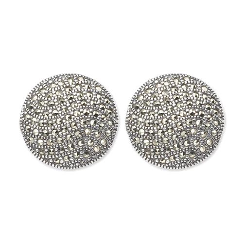 marcasite earring HE0360 1