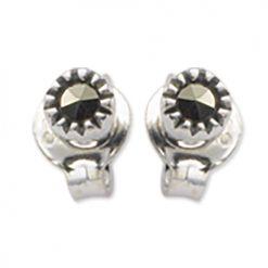marcasite earring HE0361 1L 1
