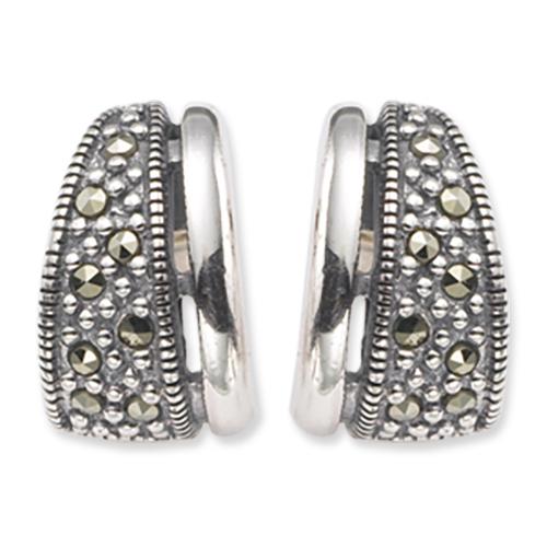 marcasite earring HE0369 1