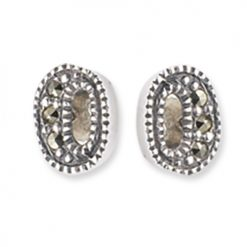 marcasite earring HE0370 1