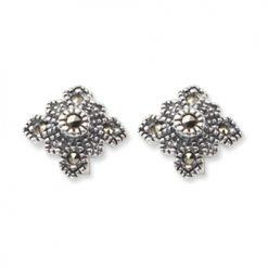 marcasite earring HE0371 1