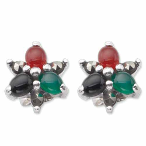 marcasite earring HE0375 1