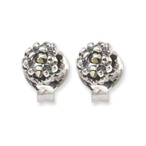 marcasite earring HE0376 1