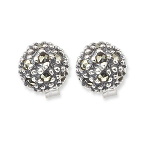 marcasite earring HE0380 1