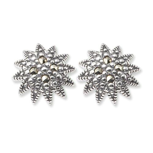 marcasite earring HE0384 1