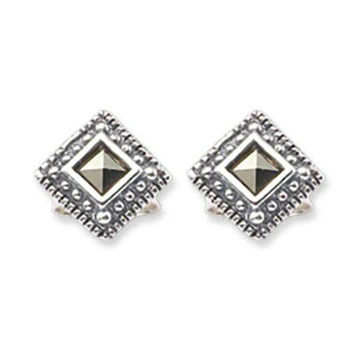 marcasite earring HE0392 1