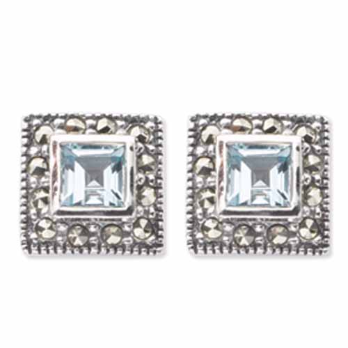 marcasite earring HE0393 1