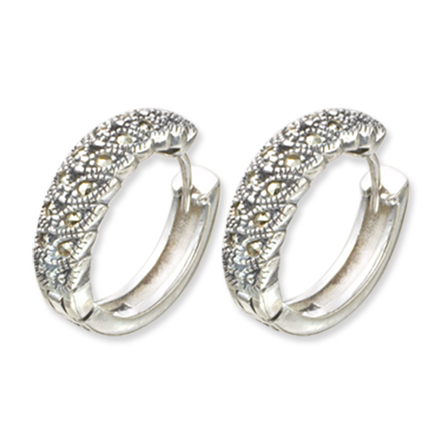 marcasite earring HE0394 1