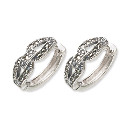 marcasite earring HE0395 1