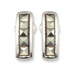 marcasite earring HE0396 1