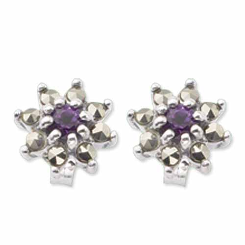 marcasite earring HE0397 1