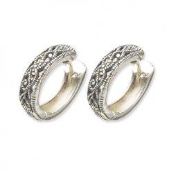 marcasite earring HE0409 1