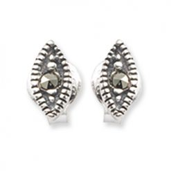 marcasite earring HE0410 1