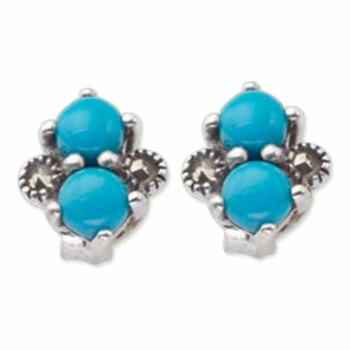marcasite earring HE0422 1