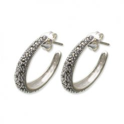 marcasite earring HE0425 1