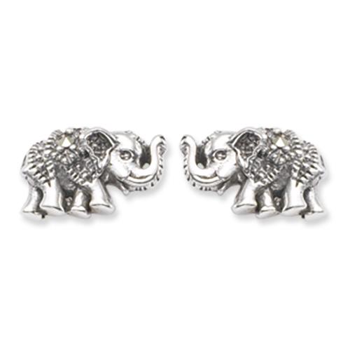 marcasite earring HE0426 1