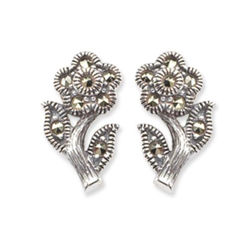 marcasite earring HE0433 1