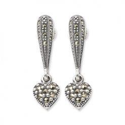 marcasite earring HE0435 1