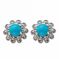 marcasite earring HE0438 1