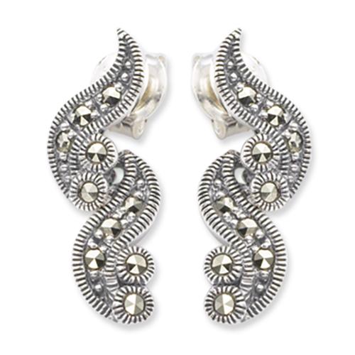 marcasite earring HE0440 1