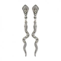 marcasite earring HE0455 1