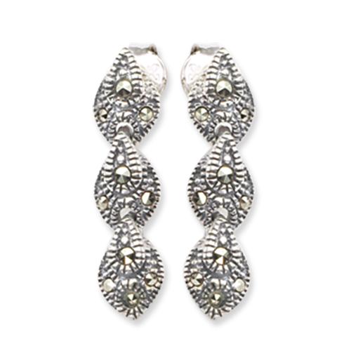 marcasite earring HE0459 1