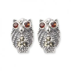 marcasite earring HE0461 1
