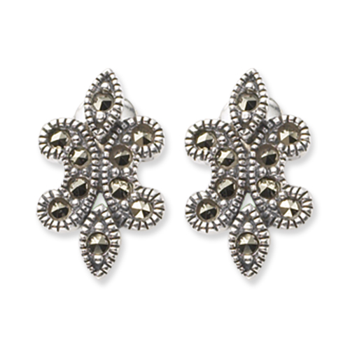 marcasite earring HE0477 1