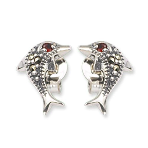 marcasite earring HE0487 1