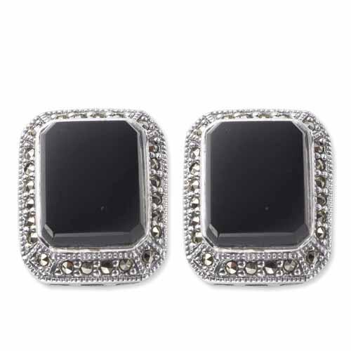 marcasite earring HE0490 1